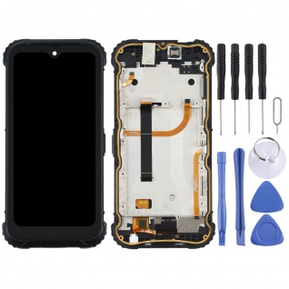 Für Blackview BV5900 Display Full LCD Einheit Touch Ersatzteil Reparatur Schwarz