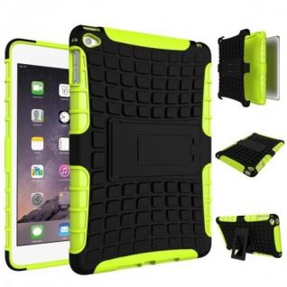 Hybrid Outdoor Schutzhülle Cover Grün für iPad Mini 4 7.9 Zoll Tasche Case Neu
