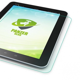 2x 0, 4 mm H9 Hartglas Echt Glas Tempered Folie für Huawei MediaPad T3 10.0 Neu
