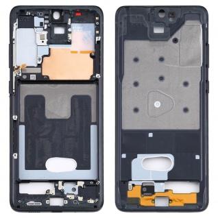 Mittelrahmen Samsung Galaxy S20 Plus Schwarz Middle Frame Zubehör Ersatzteil