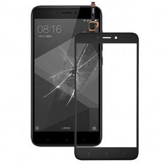 Reparatur Displayglas Touch Screen für Xiaomi Redmi 4X LCD Schwarz Ersatz Neu