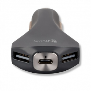 3.0 Quick Charge Auto Ladegerät Lade Adapter Stecker 2 A für Smartphones Tablets