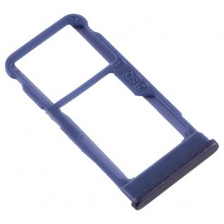 Für Nokia 5.1 Plus Simkarten Halter Card Tray Blau SD Card Ersatzteil Zubehör - Vorschau 2