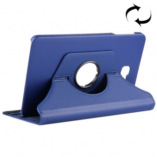 Schutzhülle 360 Grad Blau Tasche für Samsung Galaxy Tab A 10.1 T580 / T585 Case