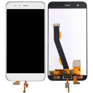 Display Full LCD Einheit Touchscreen Ersatzteil für Xiaomi Mi6 Reparatur Weiß