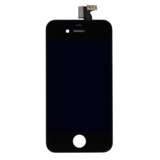 Display LCD Komplett Einheit Touch Panel für Apple iPhone 4 Schwarz Ersatz Glas