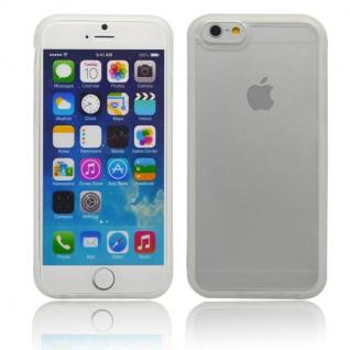 Bumper Style Design Transparent Cover Hülle Zubehör für Apple iPhone 6 Plus 5.5