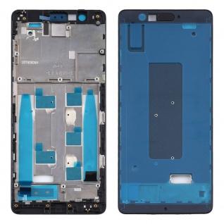 Mittelrahmen für Nokia 5.1 Schwarz Middle Frame Rahmen Gehäuse Ersatzteil Neu