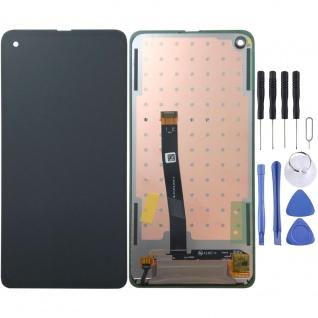 Samsung Display LCD Kompletteinheit für Galaxy Xcover Pro GH82-22040A Schwarz