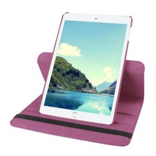 Schutzhülle 360 Grad Lila Tasche für Apple iPad Pro 9.7 Zoll Hülle Case Etui Neu