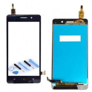Ersatz Display LCD Komplett Einheit für Huawei Honor 4C / G Play Mini Schwarz