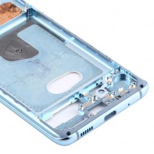 Mittelrahmen Samsung Galaxy S20 5G Blau Middle Frame Zubehör Ersatzteil - Vorschau 5