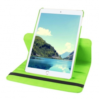 Schutzhülle 360 Grad Grün Tasche für Apple iPad Pro 9.7 Zoll Hülle Case Etui Neu