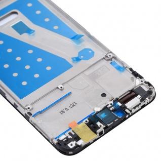 Gehäuse Rahmen Mittelrahmen Deckel für Huawei P Smart Schwarz Reparatur Ersatz - Vorschau 5