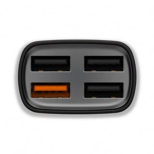 Quick Charge 4x USB Car KFZ Auto Schnellladegerät 7, 2 A für Smartphones Tablets - Vorschau 2