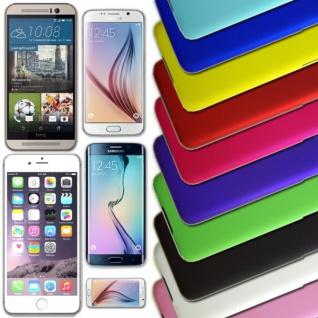 Hardcase Rubber Hülle Case Cover Schale Cover Zubehör für Samsung Galaxy Neu