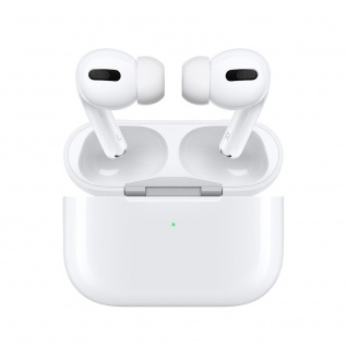 Apple AirPods Pro Bluetooth Kopfhörer InEar Weis MWP22ZM/A kabellosem Ladecase