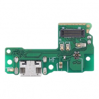 Für Huawei Y6 Pro 2017 Ladebuchse Micro USB Dock Platine Board Reparatur Ersatz
