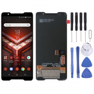 Für Asus ROG Phone / ZS600KL Display LCD Einheit Touch Screen Reparatur Schwarz