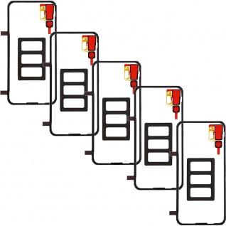 Back Housing Cover Set Austausch Kleber für Huawei P20 Pro Zubehör Ersatz