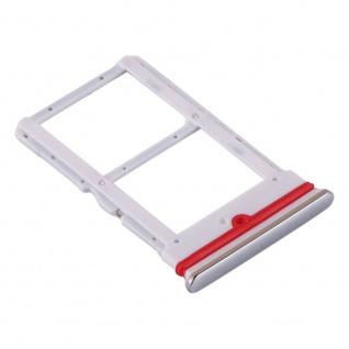 Für Xiaomi Mi 10 Lite Card Tray Sim Karten Halter Silber Ersatzteil Zubehör - Vorschau 3