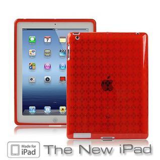 Schutz Silikon Hülle für Apple iPad 3 + Folie Dispalyschutzfolie Neu Cover Case