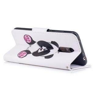 Tasche Wallet Book Cover Motiv 33 für Xiaomi Redmi 5 Plus Etui Neu Hülle Case - Vorschau 2