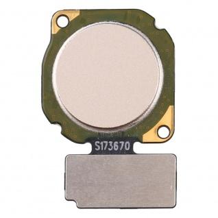 Für Huawei P20 Lite Fingerprint Sensor Gold Flex Kabel Ersatz Reparatur Zubehör