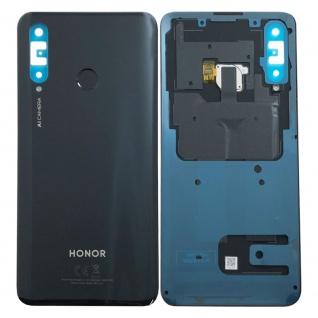 Huawei Akku Deckel Batterie Cover Schwarz für Honor 20 Lite 02352QMY Reparatur