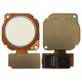 Für Huawei P30 Lite Fingerprint Weiß Flexkabel Reparatur Ersatzteil Ersatz Neu