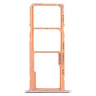 Für Huawei Y5 2019 Card Tray Gold Schlitten Karten Halter Ersatzteil Reparatur