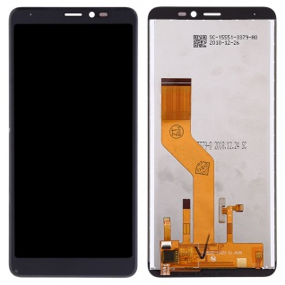 Für Wiko Y60 Display LCD Einheit Touch Screen Ersatz Reparatur Schwarz Werkzeug - Vorschau 2