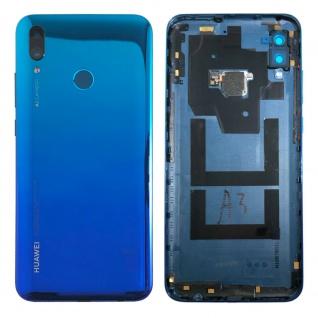 Huawei Akkudeckel Akku Deckel Batterie Cover Blau für P Smart 2019 02352HTV Neu