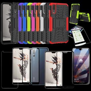 Hybrid Case 2 teilig Outdoor Cover Tasche Hülle Zubehör für Smartphones Neu Case
