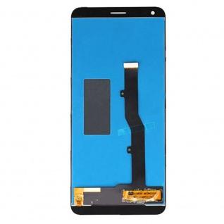 Für ZTE Blade V9 Display Full LCD Touch Screen Ersatz Einheit Reparatur Schwarz - Vorschau 4