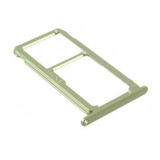 Für Huawei P10 Sim Karten Halter Sim Tray Sim Schlitten Sim Holder Grün Ersatz