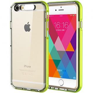Original ROCK Light Tube Bumper Case Grün für Apple iPhone 6 Plus 5.5 Cover Neu