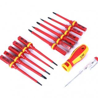 13 in 1 Werkzeugset Aufsatz Kopf Reparatur Schraubenzieher Ersatz Multifunktion