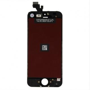 Display LCD Komplett Einheit Touch Panel für Apple iPhone 5 Schwarz Ersatz Glas - Vorschau 3