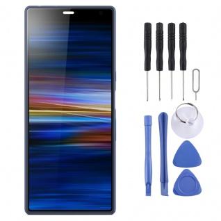 Für Sony Xperia 10 Plus Display Full LCD Touch Screen Ersatz Reparatur Schwarz