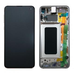 Samsung Display LCD Komplettset GH82-18852B Weiß für Galaxy S10e 5.8 Zoll G970F - Vorschau 2
