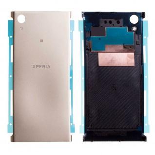 Sony Xperia XA1 Plus 78PB6200040 Akku Deckel Batterie Cover Gold Ersatz Neu