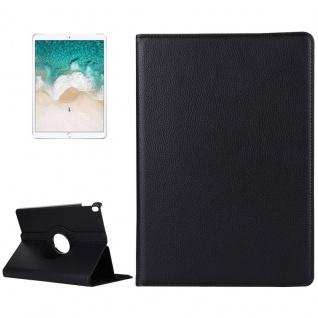 Schutzhülle 360 Grad Schwarz Case Cover Etui Tasche für Apple iPad Pro 10.5 2017