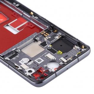 Mittelrahmen für Huawei P40 Schwarz Middle Frame Rahmen Zubehör Ersatzteil Neu - Vorschau 2