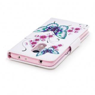 Tasche Wallet Book Cover Motiv 37 für Xiaomi Redmi 5 Hülle Case Etui Schutz Neu - Vorschau 5