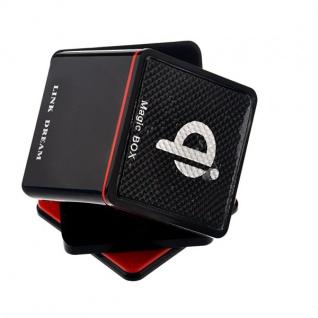 Wireless Ladestation + Pad Ladepad für Samsung Galaxy S5 G900 G900F QI Schwarz - Vorschau 3
