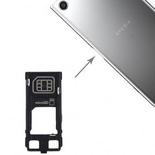 Sim Karten Halter Tray Adapter Schlitten Halterung Sony Xperia X / XZ X Premium