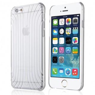 Original Baseus Cross Style Hardcase Transparent für Apple iPhone 6 4.7 Case Neu