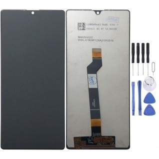Für Sony Xperia L4 Reparatur Full Display LCD Einheit Touch Screen Schwarz Neu