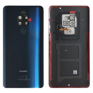 Huawei Akkudeckel Deckel Batterie Cover Blau für Mate 20 02352FRD Ersatzteil Neu